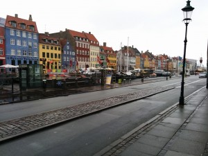 Nyhavn Waterfront from the last time I was in Copenhagen. It was a rainy day.